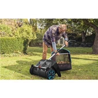 Sběrač listí a trávy mechanický Gardena