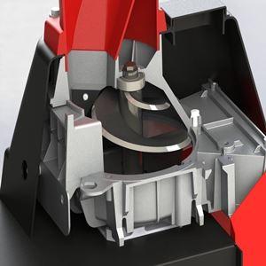 Drtič štěpkovač VARI RAPIDO Plus B&S 850 - N/A