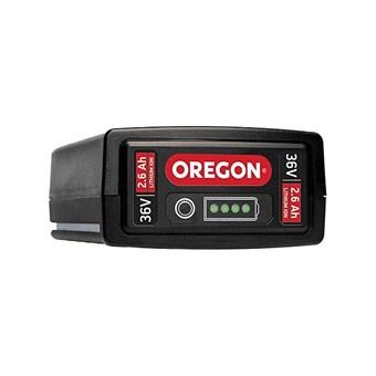 OREGON B425E 2,6 Ah 36V  - Aku baterie Lithium - Ion