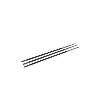 Pilník kulatý na řetěz průměr 5,2 mm 3 ks Husqvarna Extensive v pouzdře