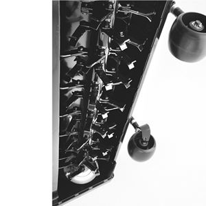 Žací ústrojí cepákové pro rider Husqvarna R300 series černé