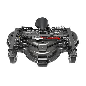 Žací ústrojí COMBI 132X pro ridery Husqvarna P520D P525D nové provedení