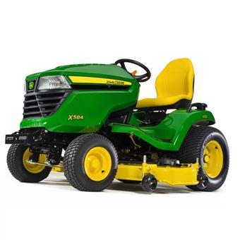 John Deere X584 4WD - parkový traktor zahradní