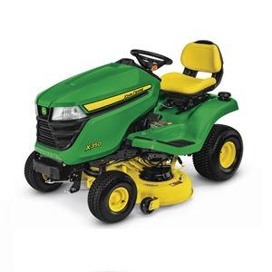 John Deere X350- zahradní traktor bez žú