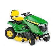 John Deere X354 + žú 42M - zahradní traktor 4WS