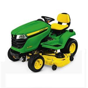 John Deere X380 - zahradní traktor