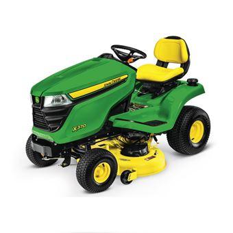 John Deere X370 - zahradní traktor