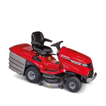 Honda  HF 2417 K5 HTE zahradní traktor s podpůrným ventilátorem pro lepší sběr
