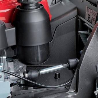Honda HRH 536 K4 HXE profi motorová sekačka s pojezdem - kardan, HYDROSTAT, ROTOSTOP