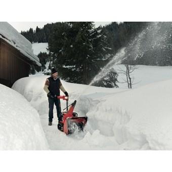 Honda HSS 655 ETD sněhová pásová fréza