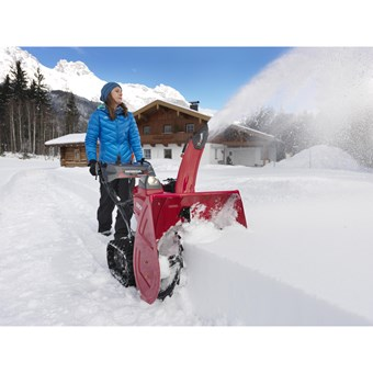 Honda HSS 760 T sněhová pásová fréza