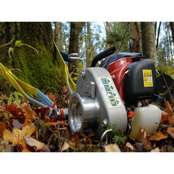 Naviják motorový Portable Winch PCW3000 - Hunt buben 76mm