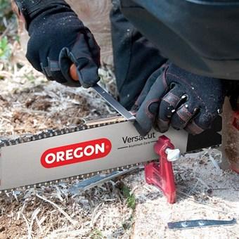 Měrka s pilníkem omezovací zuby Oregon sada B4